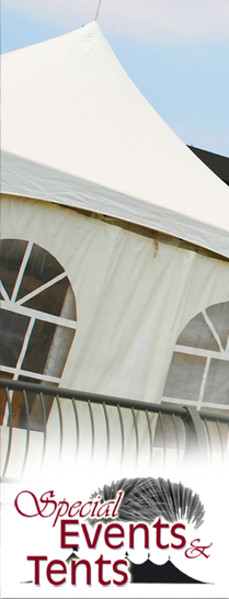 Special Events and tents