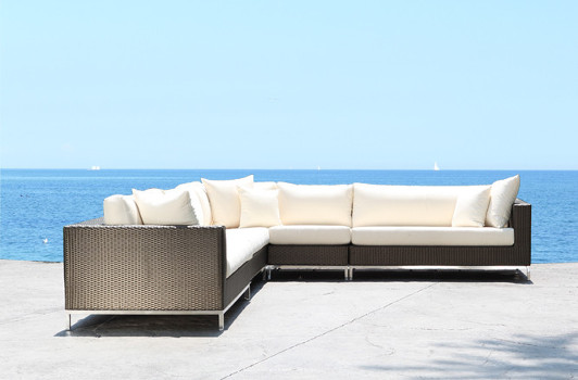 outdoor couch rental